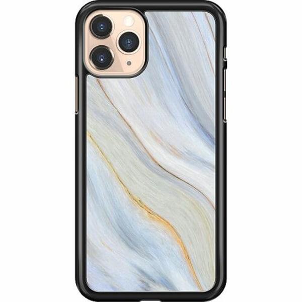 Apple iPhone 11 Pro Hard Case (Svart) Resting River