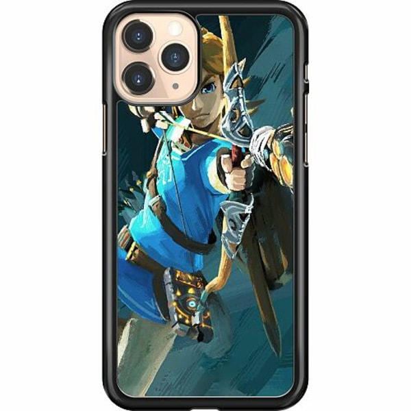 Apple iPhone 11 Pro Hard Case (Svart) Zelda