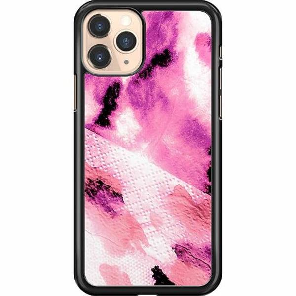 Apple iPhone 11 Pro Hard Case (Svart) Across