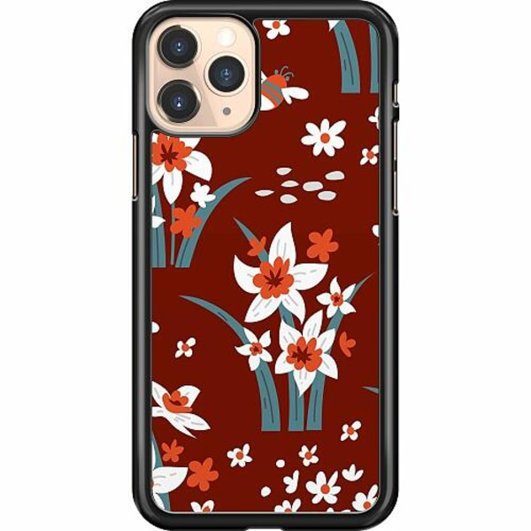 Apple iPhone 11 Pro Hard Case (Svart) Bees n Stuff