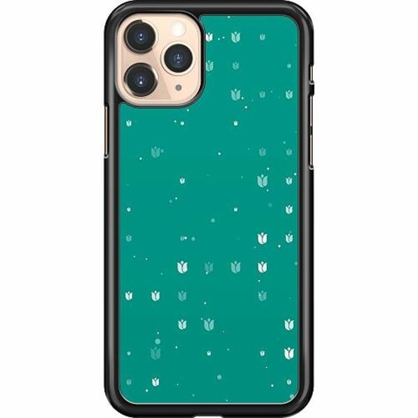 Apple iPhone 11 Pro Hard Case (Svart) Invading Bubbles