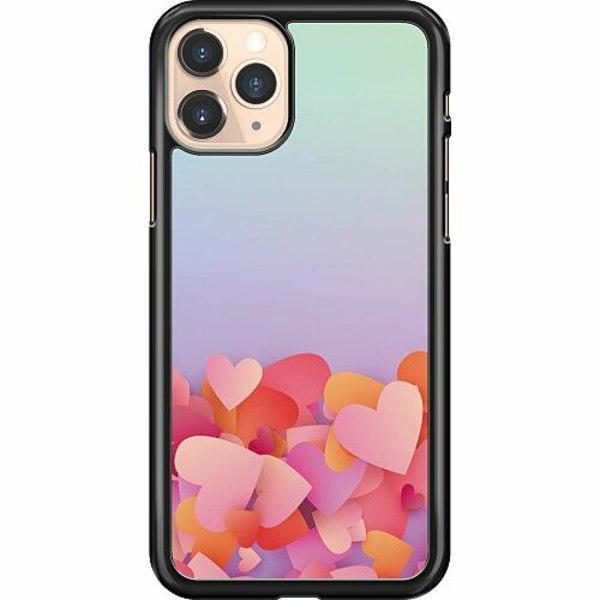 Apple iPhone 11 Pro Hard Case (Svart) Love In Abundance