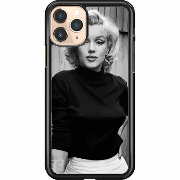 Apple iPhone 11 Pro Hard Case (Svart) Marry Lyn, Roe