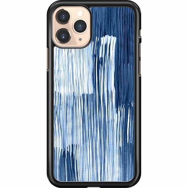 Apple iPhone 11 Pro Hard Case (Svart) Rain On Windowsill