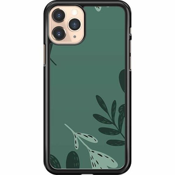 Apple iPhone 11 Pro Hard Case (Svart) Simplicity Grows