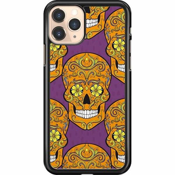 Apple iPhone 11 Pro Hard Case (Svart) Skullrush