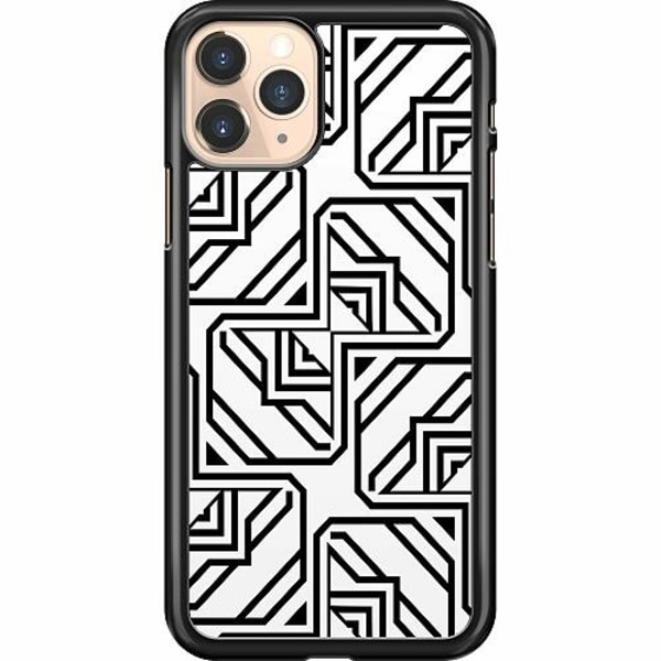 Apple iPhone 11 Pro Hard Case (Svart) Yes Or No