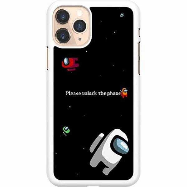 Apple iPhone 11 Pro Hard Case (Vit) Among Us 2021