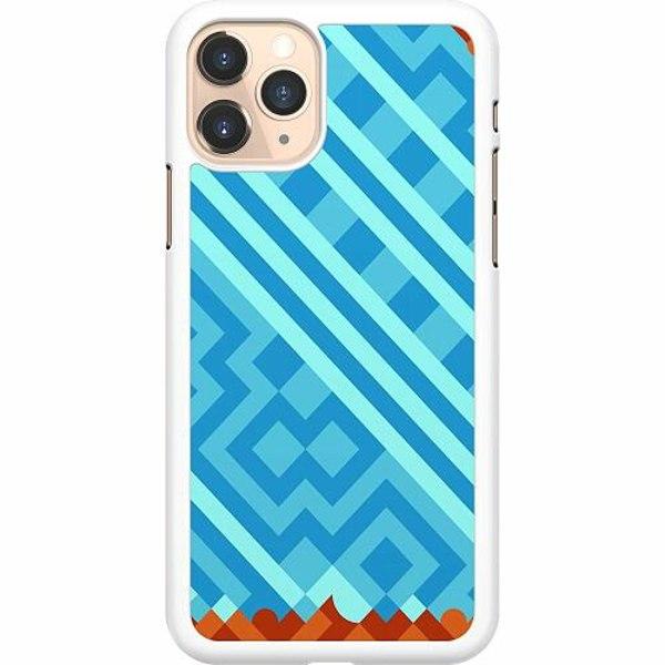 Apple iPhone 11 Pro Hard Case (Vit) Ancient Game Tile