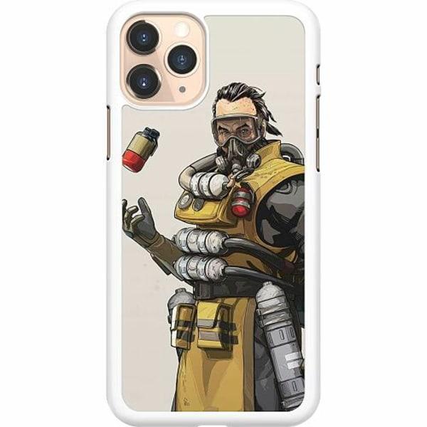 Apple iPhone 11 Pro Hard Case (Vit) Apex Legends - Caustic