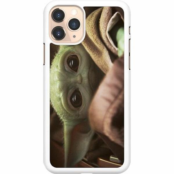 Apple iPhone 11 Pro Hard Case (Vit) Baby Yoda