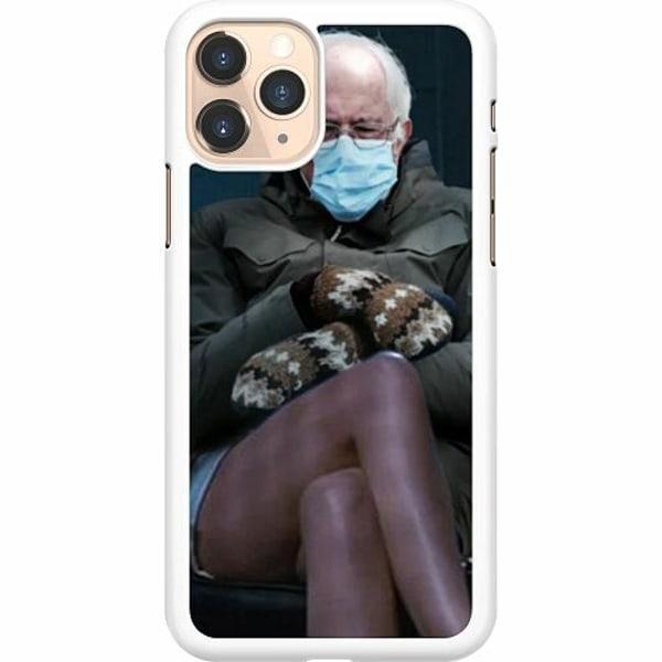 Apple iPhone 11 Pro Hard Case (Vit) Bernie Sanders Meme