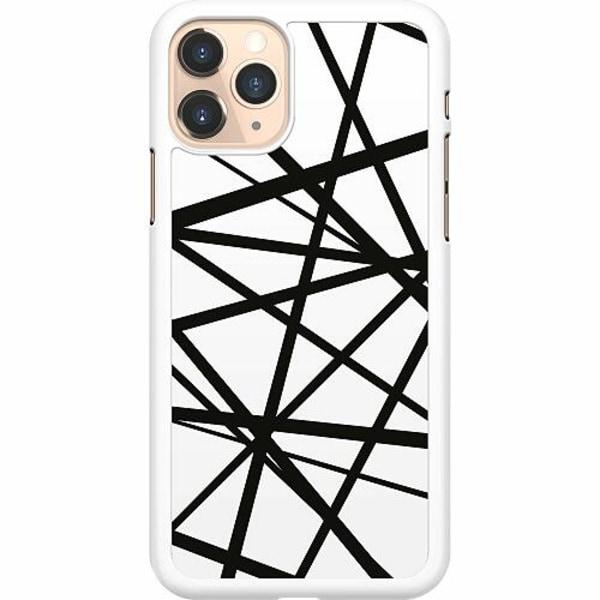 Apple iPhone 11 Pro Hard Case (Vit) Caught In Webs