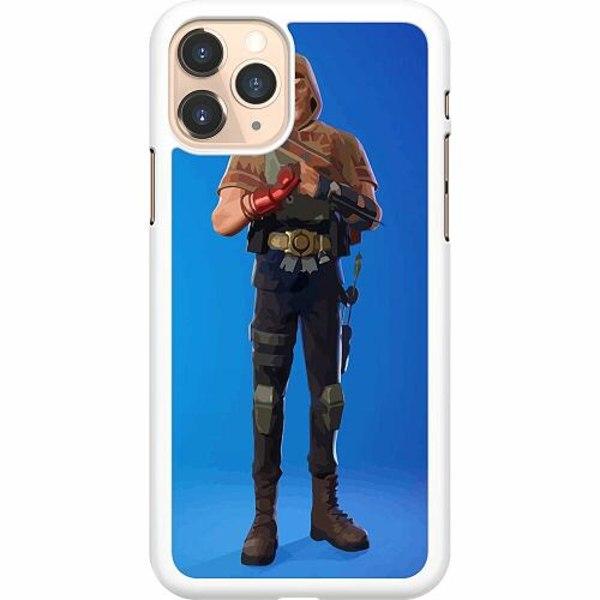Apple iPhone 11 Pro Hard Case (Vit) Fortnite 2021