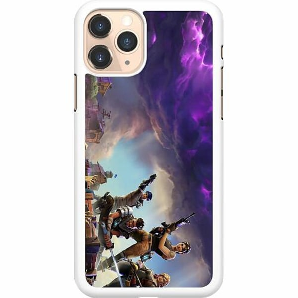 Apple iPhone 11 Pro Hard Case (Vit) Fortnite