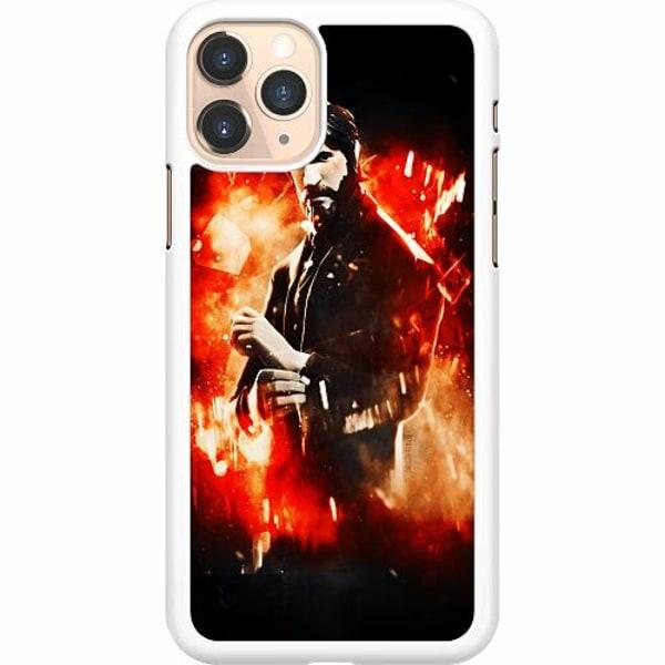 Apple iPhone 11 Pro Hard Case (Vit) Fortnite John Reaper