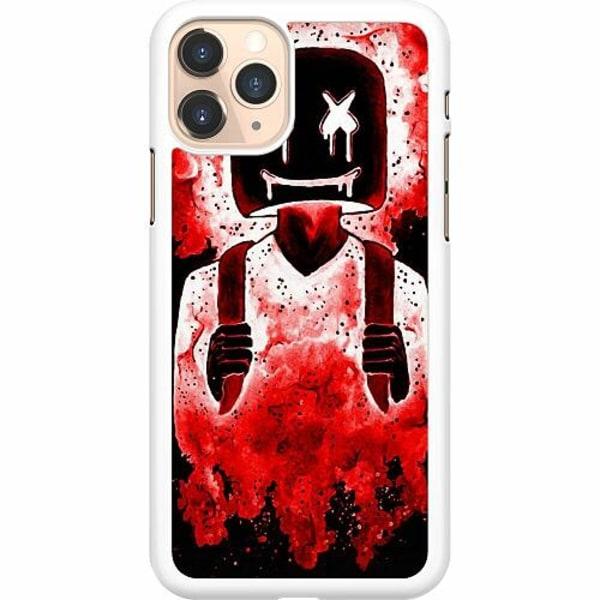 Apple iPhone 11 Pro Hard Case (Vit) Fortnite Marshmello