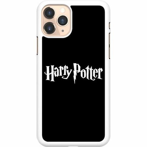 Apple iPhone 11 Pro Hard Case (Vit) Harry Potter