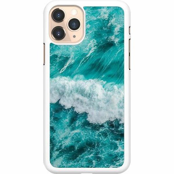 Apple iPhone 11 Pro Hard Case (Vit) Hav