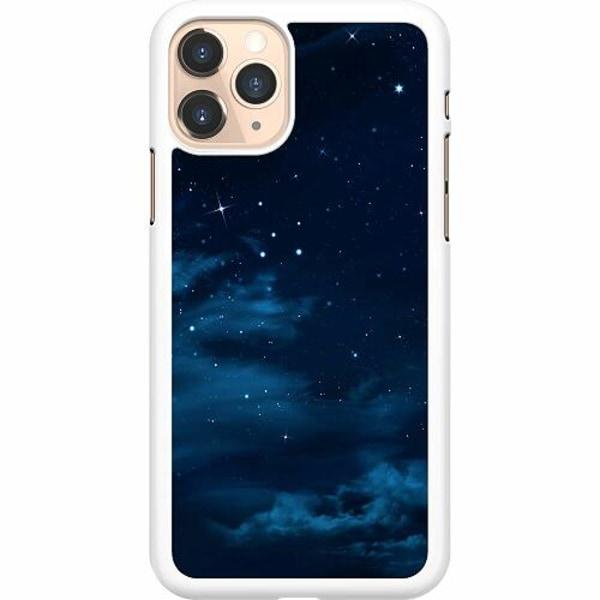 Apple iPhone 11 Pro Hard Case (Vit) Himmel