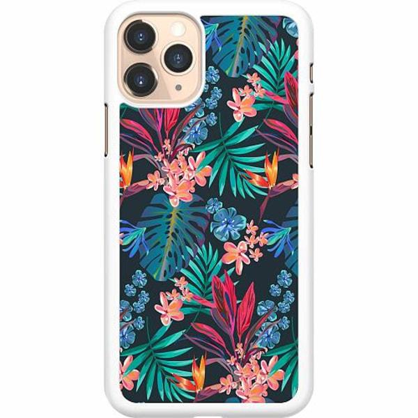 Apple iPhone 11 Pro Hard Case (Vit) Jungle Vibe