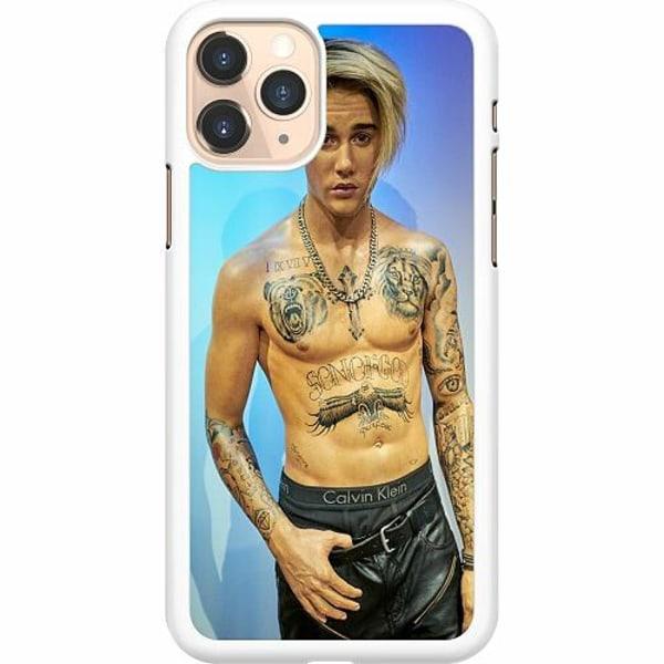 Apple iPhone 11 Pro Hard Case (Vit) Justin Bieber 2020