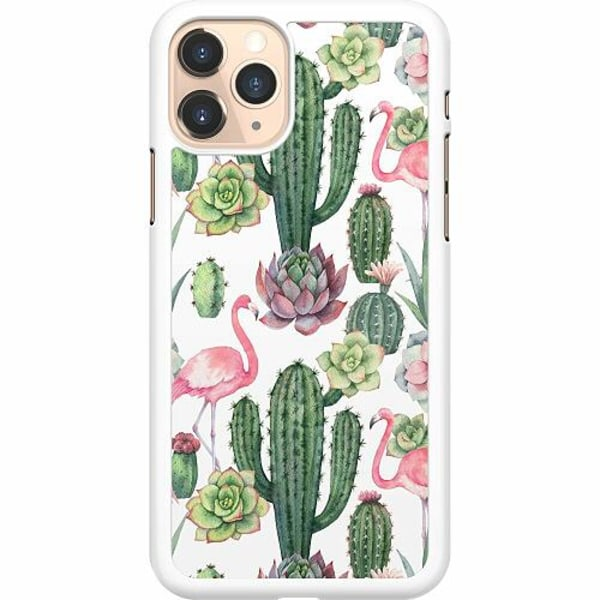 Apple iPhone 11 Pro Hard Case (Vit) Kaktus