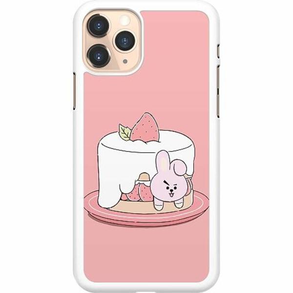 Apple iPhone 11 Pro Hard Case (Vit) Kawaii