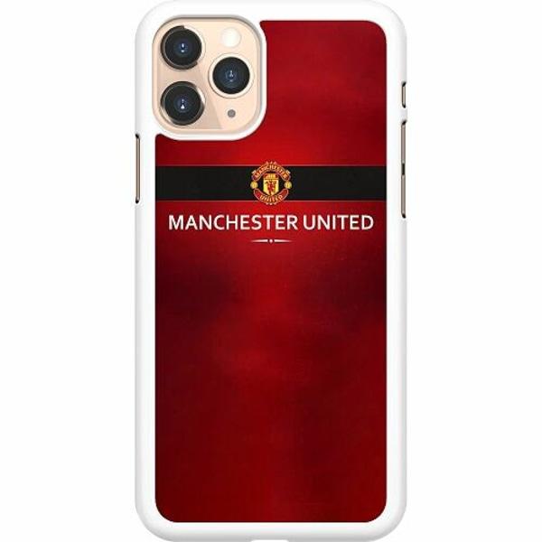 Apple iPhone 11 Pro Hard Case (Vit) Manchester United