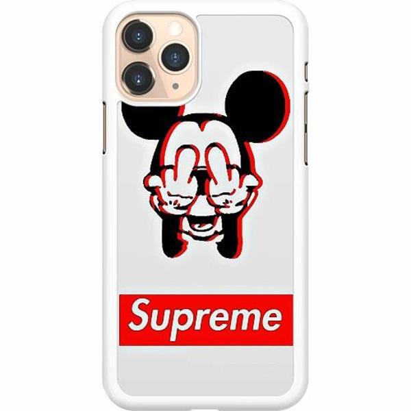 Apple iPhone 11 Pro Hard Case (Vit) Mouse