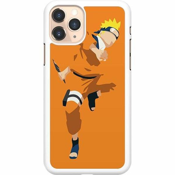 Apple iPhone 11 Pro Hard Case (Vit) Naruto