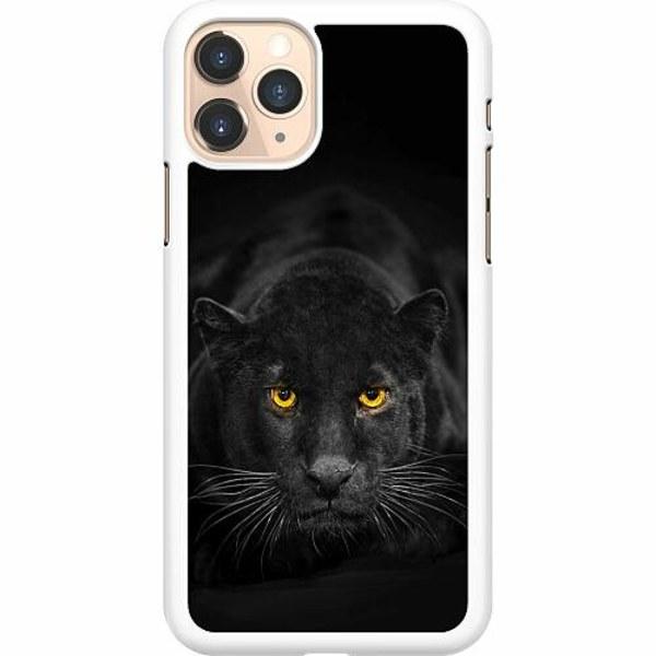 Apple iPhone 11 Pro Hard Case (Vit) Panther