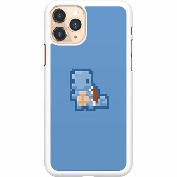 Apple iPhone 11 Pro Hard Case (Vit) Pixel art Pokémon