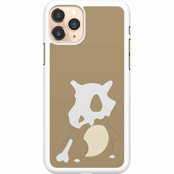 Apple iPhone 11 Pro Hard Case (Vit) Pokémon - Cubone