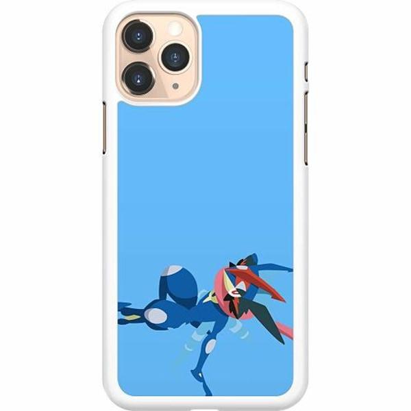 Apple iPhone 11 Pro Hard Case (Vit) Pokémon - Greninja