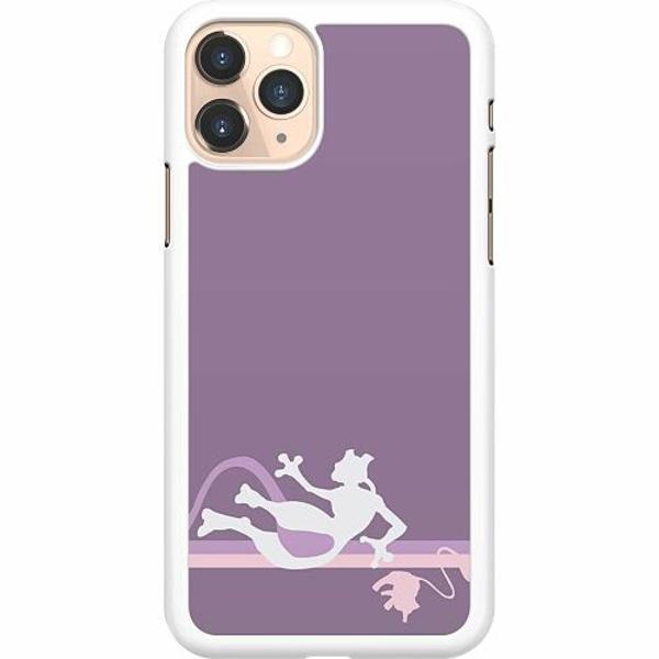 Apple iPhone 11 Pro Hard Case (Vit) Pokémon - Mew & Mewtwo