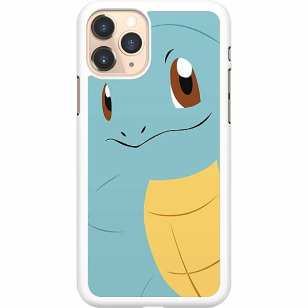 Apple iPhone 11 Pro Hard Case (Vit) Pokémon - Squirtle