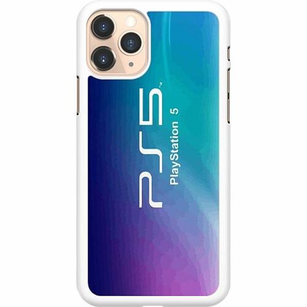 Apple iPhone 11 Pro Hard Case (Vit) PS5