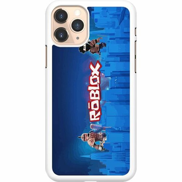 Apple iPhone 11 Pro Hard Case (Vit) Roblox