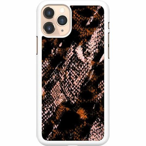 Apple iPhone 11 Pro Hard Case (Vit) Snakeskin B