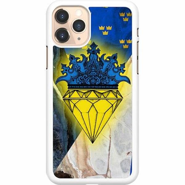 Apple iPhone 11 Pro Hard Case (Vit) Sverige