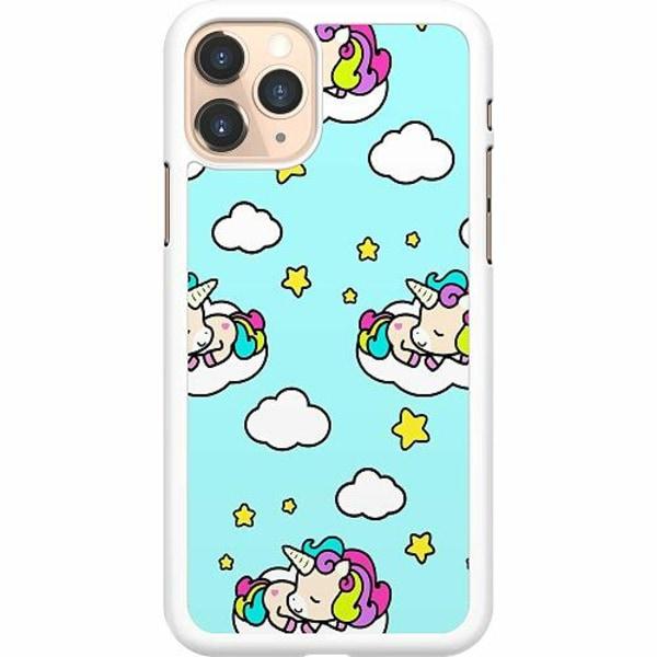 Apple iPhone 11 Pro Hard Case (Vit) UNICORN