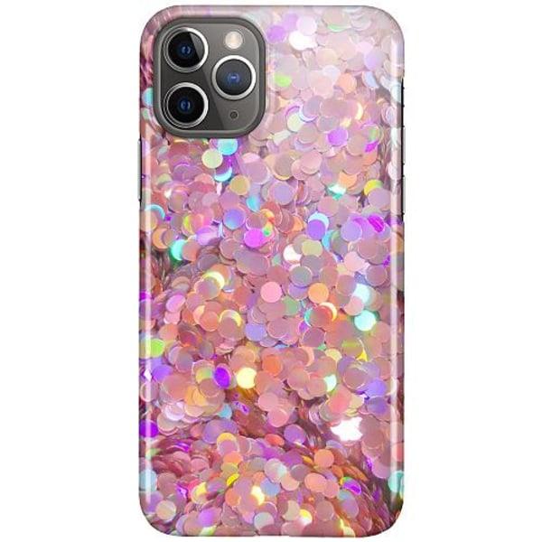 Apple iPhone 12 Pro Max LUX Mobilskal (Glansig) Glitter
