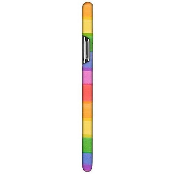 Apple iPhone 12 Pro LUX Mobilskal (Matt) Pride Colors