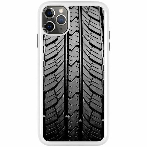 Apple iPhone 11 Pro Max Duo Case Vit Däck