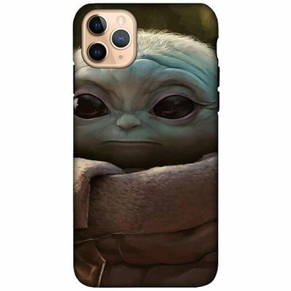 Apple iPhone 11 Pro Max LUX Duo Case (Matt) Baby Yoda