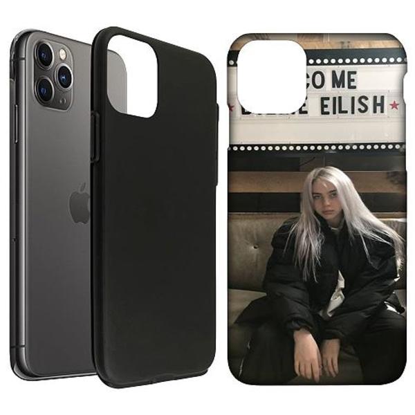 Apple iPhone 11 Pro Max LUX Duo Case (Matt) Billie Eilish