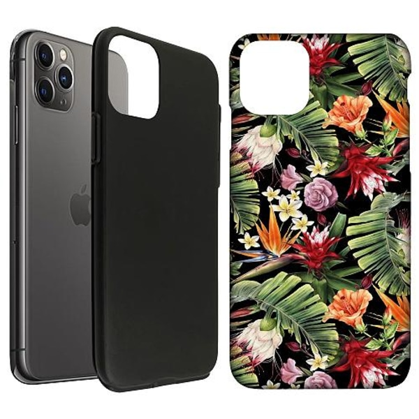 Apple iPhone 11 Pro Max LUX Duo Case (Matt) Scarlet