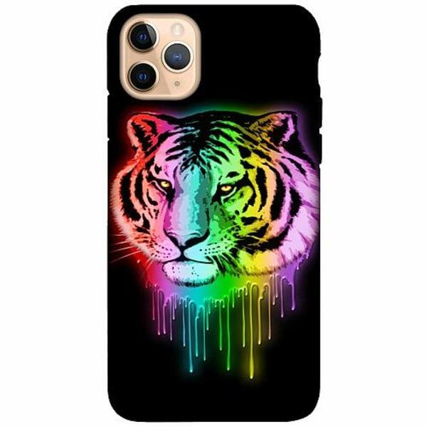 Apple iPhone 11 Pro Max LUX Duo Case (Matt) Tiger