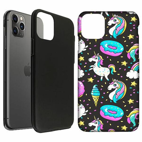 Apple iPhone 11 Pro Max LUX Duo Case (Matt) Unicorn